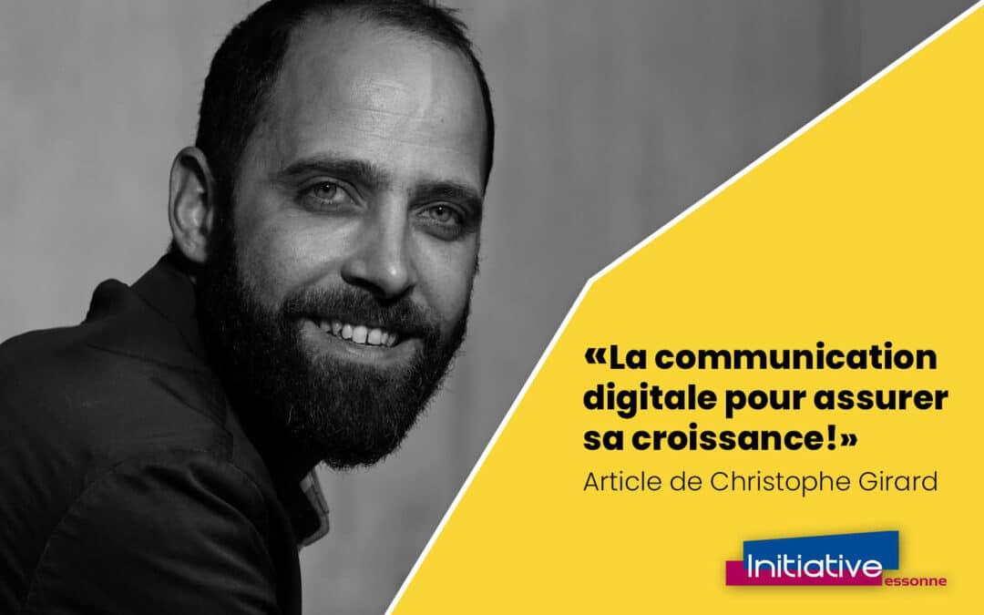Initiative Essonne prend le chemin de la communication digitale pour sa croissance